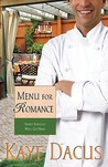 Menu for Romance (Brides of Bonneterre, #2)