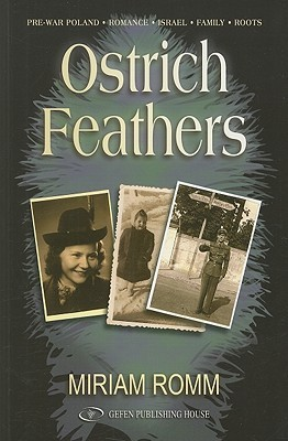 Ostrich Feathers by Miriam Romm