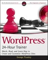 WordPress 24-Hour Trainer [With CDROM]