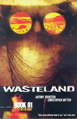 Wasteland Book 1 by Antony Johnston