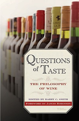 Questions of Taste by Barry C. Smith