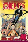One Piece, Volume 46: Adventure on Ghost Island (One Piece, #46)