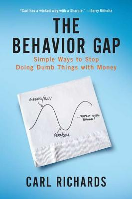 The Behavior Gap by Carl  Richards