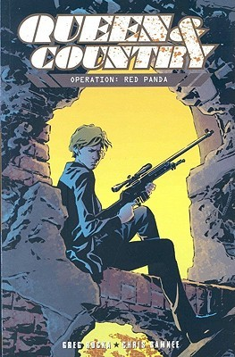 Queen and Country, Vol. 8 by Greg Rucka