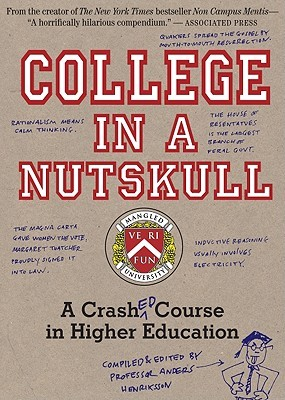 College in a Nutskull by Anders Henriksson