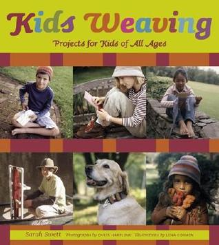 Kids Weaving by Sarah Swett