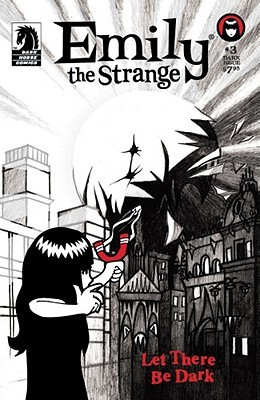 Emily the Strange: Let There Be Dark (Dark Horse Comics Series 1, Issue #3 - The Dark Issue)