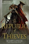 The Republic of Thieves (Gentleman Bastards, #3)