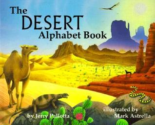 The Desert Alphabet Book by Jerry Pallotta