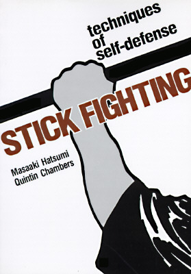 Stick Fighting by Masaaki Atsumi