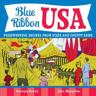 Blue Ribbon USA by Georgia Orcutt