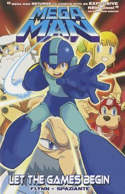 Let the Games Begin (Mega Man #1)