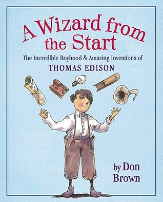 A Wizard from the Start by Don  Brown