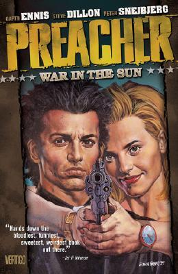 War in the Sun by Garth Ennis