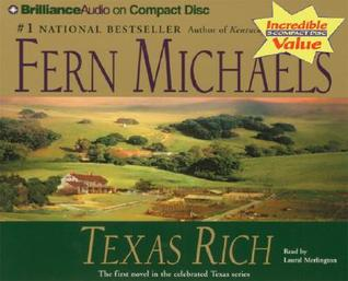 Texas Rich (Texas, #1) (Cd) by Fern Michaels