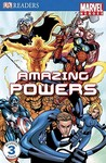 Marvel Heroes Amazing Powers