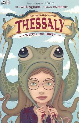 Thessaly: Witch for Hire
