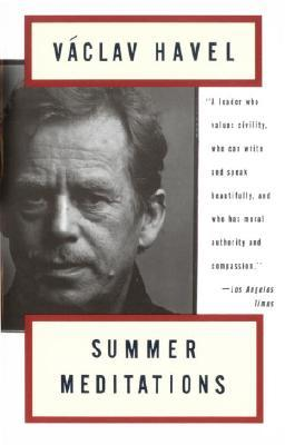 Summer Meditations by Václav Havel