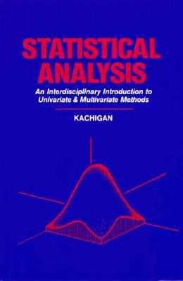 Statistical Analysis by Sam Kash Kachigan