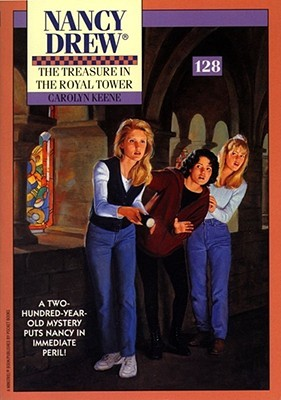 The Treasure in the Royal Tower by Carolyn Keene