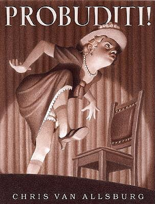 Probuditi! by Chris Van Allsburg