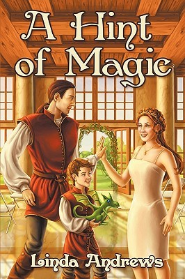 A Hint of Magic by Linda Andrews