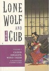 Lone Wolf and Cub, Vol. 7: Cloud Dragon, Wind Tiger