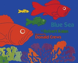 Blue Sea by Robert Kalan
