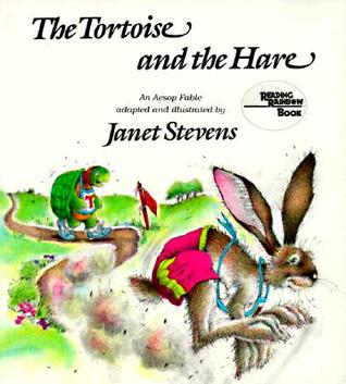 The Tortoise and the Hare by Janet Stevens