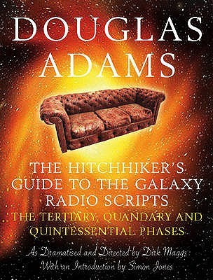 The Hitchhiker's Guide to the Galaxy Radio Scripts by Douglas Adams