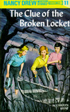 The Clue of the Broken Locket by Carolyn Keene