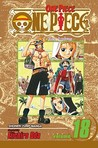 One Piece, Volume 18: Ace arrives (One Piece, #18)