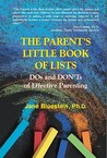 The Parent's Little Book of Lists