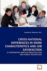 Cross-National Differences in Work Characteristics and Job Sa... by Jonathan H. Westover