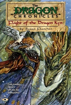 Flight of the Dragon Kyn (Dragon Chronicles, #2)