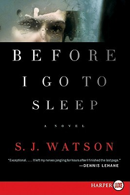 Before I Go To Sleep LP by S.J. Watson