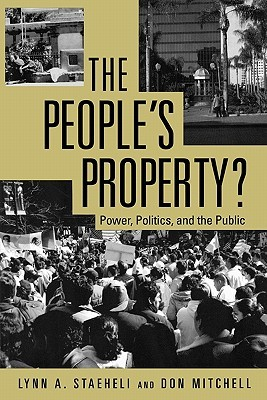 The People's Property? by Mitchell/Staehe
