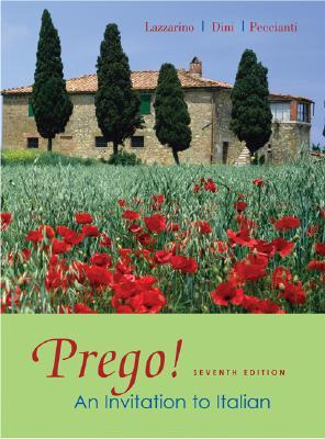 Prego! An Invitation to Italian by Graziana Lazzarino