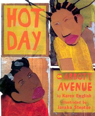 Hot Day on Abbott Avenue by Karen English