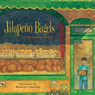 Jalapeno Bagels by Natasha Wing
