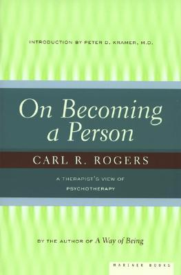 On Becoming a Person by Carl R. Rogers