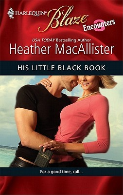 His Little Black Book (Harlequin Blaze, #527)