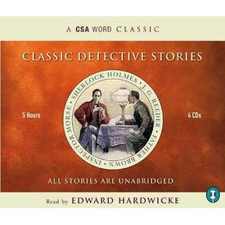 Classic Detective Stories by Edward Hardwicke