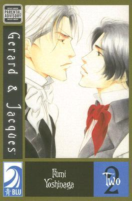 Gerard & Jacques, Volume 2 by Fumi Yoshinaga