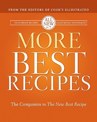 More Best Recipes by Cook's Illustrated