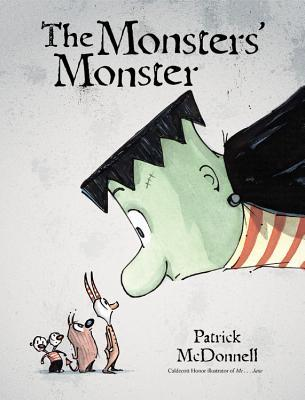 The Monsters' Monster by Patrick McDonnell