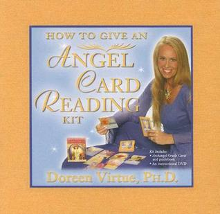 How to Give an Angel Card Reading Kit by Doreen Virtue