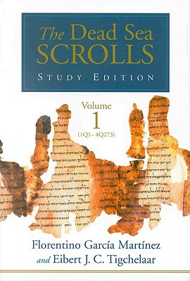 The Dead Sea Scrolls Study Edition-Two Vol. Set