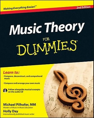 Music Theory For Dummies: with Audio CD