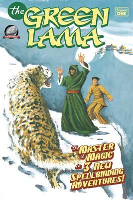 The Green Lama   Volume One by Kevin Noel Olson